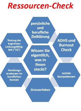 Ressourcen Check / Diagnostik - Coaching für Hochbegabte